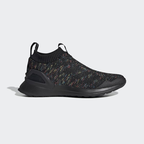 adidas RapidaRun Laceless Shoes - Black | adidas Canada