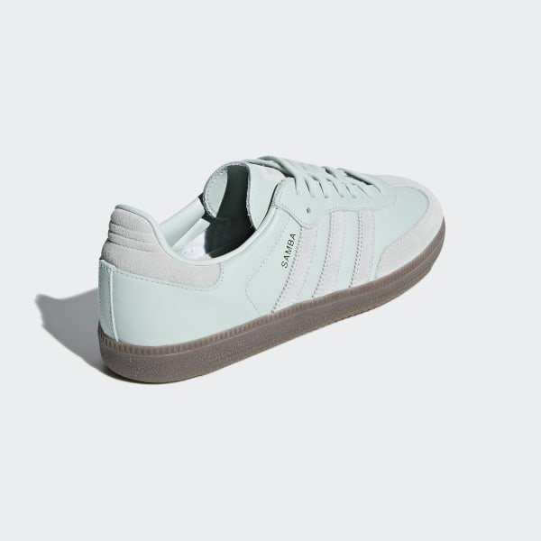 100% genuine cheaper wholesale outlet adidas Chaussure Samba OG - Turquoise | adidas Belgium