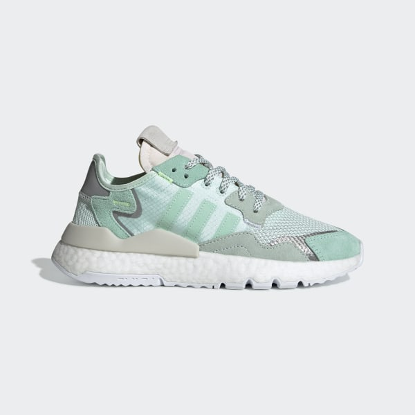 3d23c2f7affff Chaussure Nite Jogger Ice Mint   Clear Mint   Raw White F33837