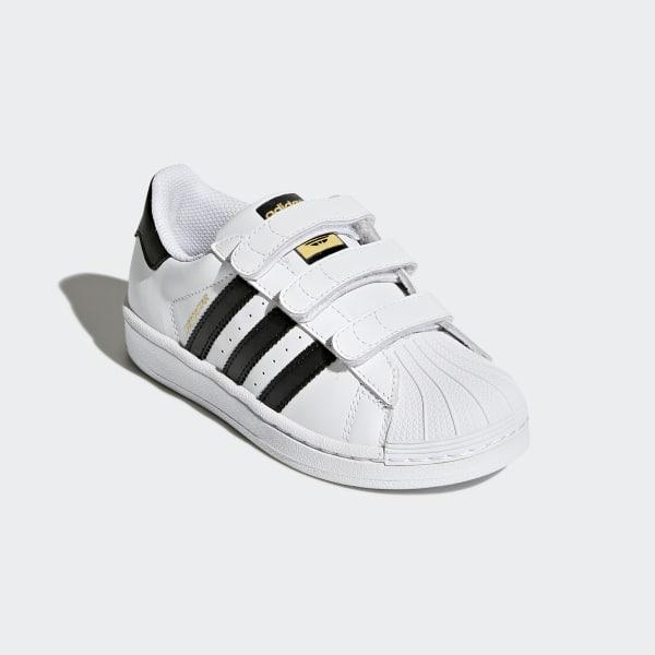 eb91276c588 Superstar Foundation Schoenen White / Core Black / Cloud White B26070