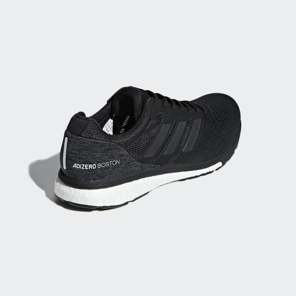 adidas Adizero Boston 7 Shoes - Black   adidas US