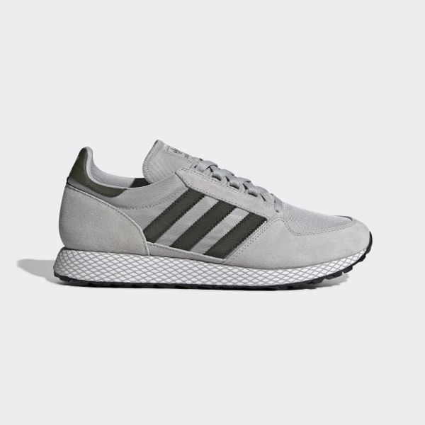 Chaussure Forest Grove Gris adidas | adidas France