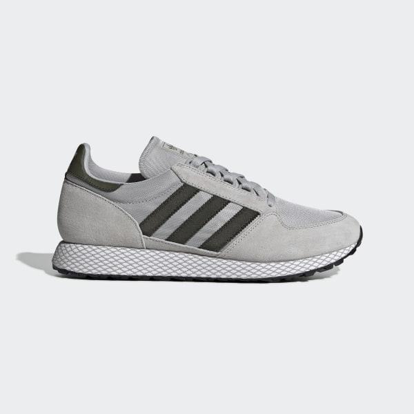 adidas Forest Grove Shoes Grey | adidas Belgium