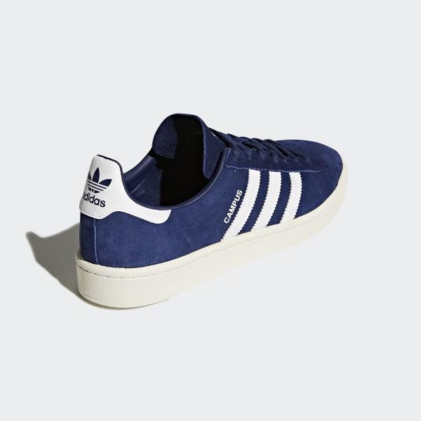 e650ed6807a Campus Schoenen Dark Blue / Footwear White / Chalk White BZ0086