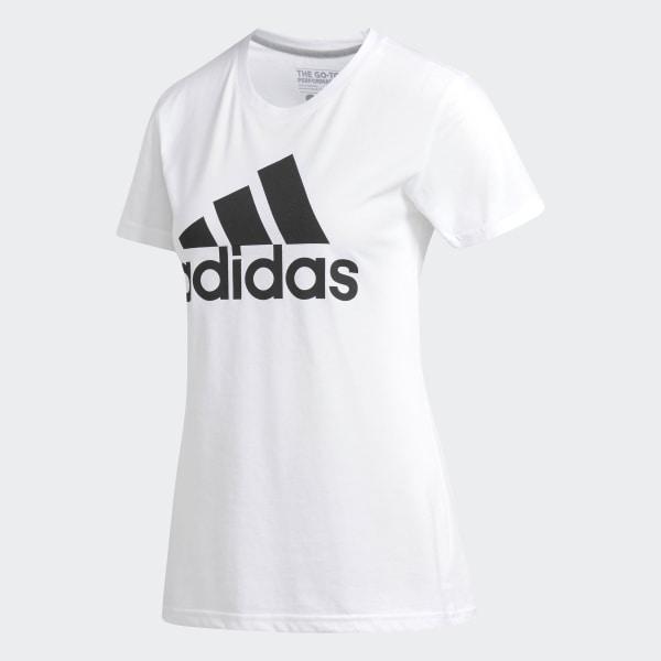 759b681668b adidas Badge of Sport Classic Tee - White | adidas US