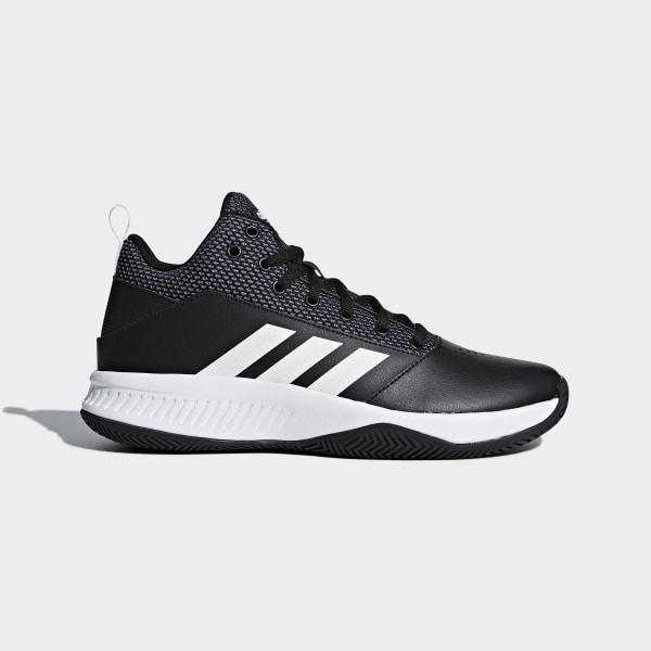 9cafb4d73f80 Cloudfoam Ilation Mid 2.0 Shoes Core Black   Cloud White   Grey DA9847