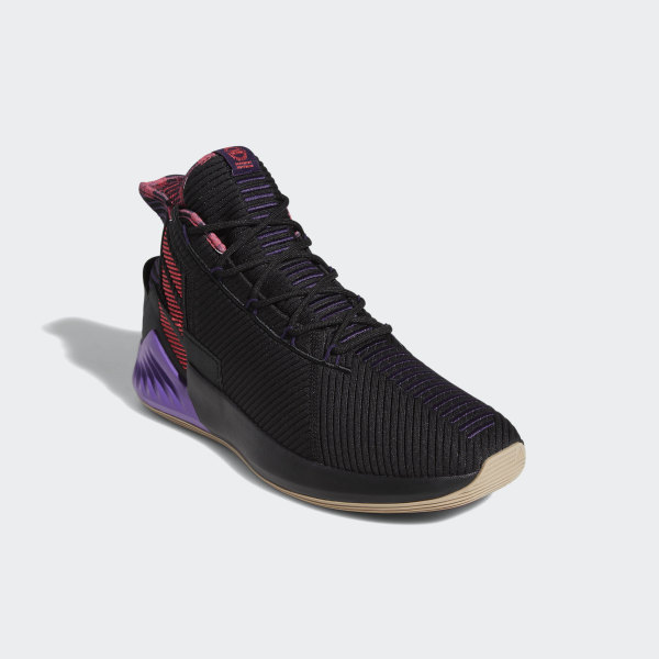 87870f05c98 D Rose 9 Shoes Core Black / Shock Red / Legend Purple F99885