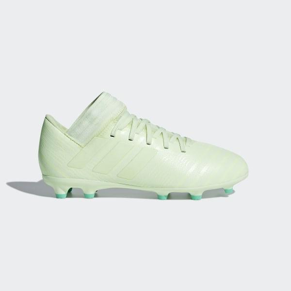 ca2a4ca29b4 Botas de Futebol Nemeziz 17.3 – Piso Firme Aero Green / Aero Green / Hi-