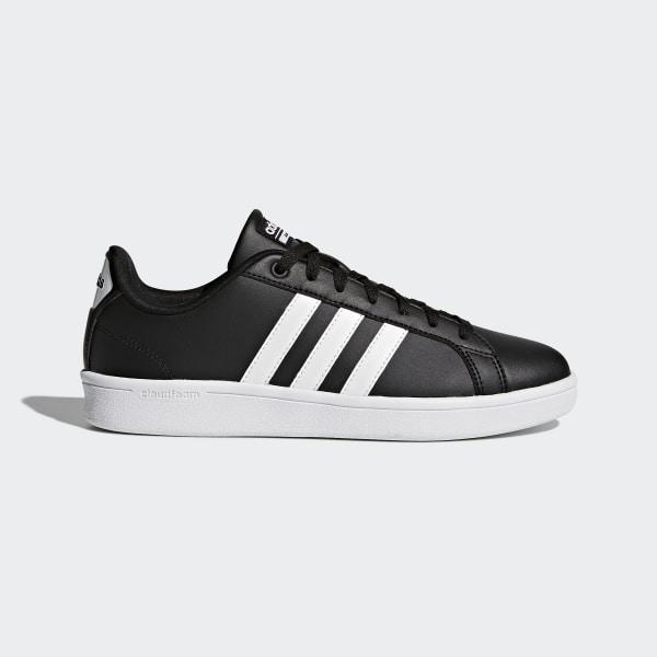 online retailer eec87 33735 Cloudfoam Advantage Shoes Core Black   Cloud White   Core Black AW4288