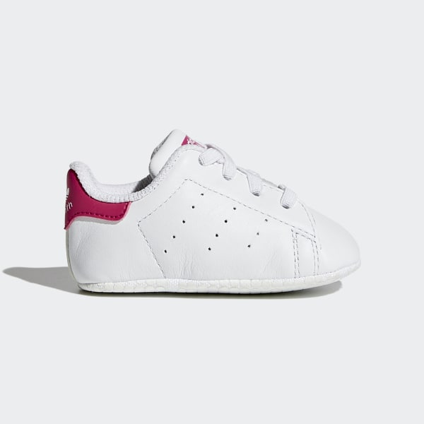 e50139be3 Zapatillas ORIGINALS Stan Smith BEBÉS FTWR WHITE FTWR WHITE BOLD PINK S82618