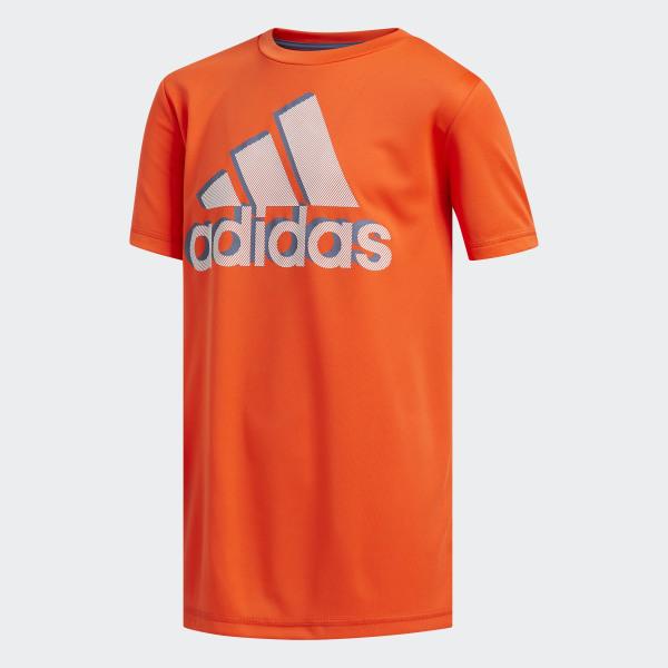 cba2387077 adidas Shadow Badge of Sport Tee - Orange   adidas US