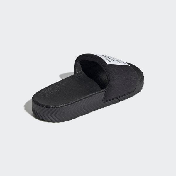 6413417db91cd adidas Originals by AW Adilette Slides - Black | adidas US