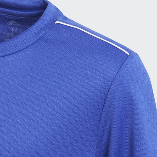 b5326bab5d0 adidas Core 18 Trainingsshirt - blauw   adidas Officiële Shop
