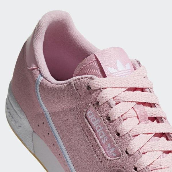Chaussure Continental 80 Rose adidas | adidas France