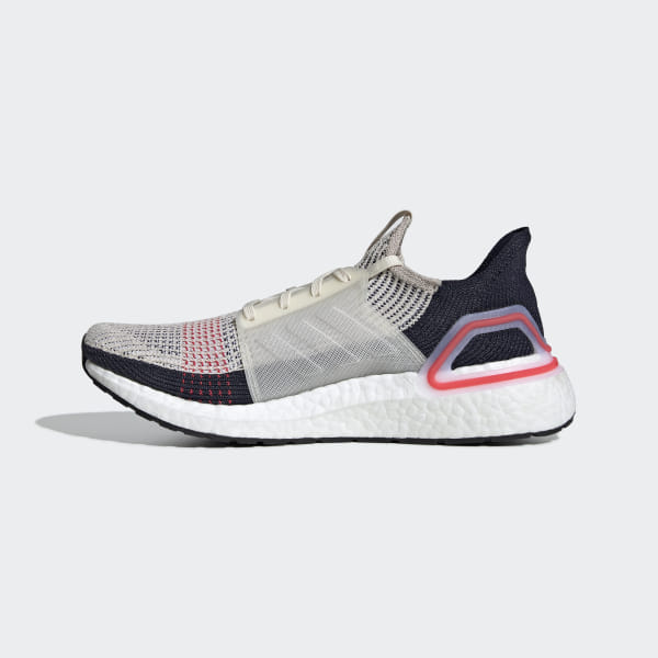 3c56c066d7340a Ultraboost 19 Shoes Clear Brown / Chalk White / Cloud White B37705