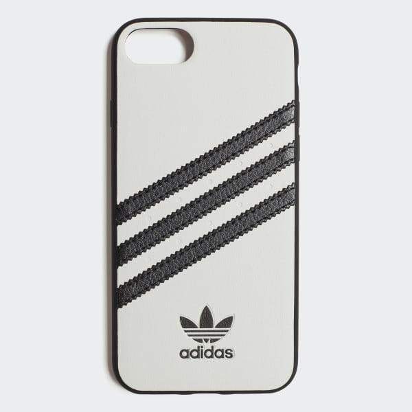 brand new ff5c1 2011e adidas Molded Case iPhone 8 - White | adidas US