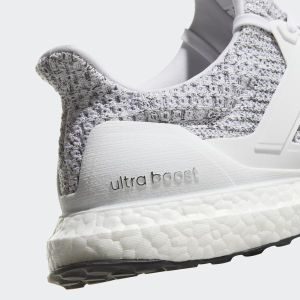 afd4022c1 Ultraboost Shoes Non Dyed / Cloud White / Grey Six F36155