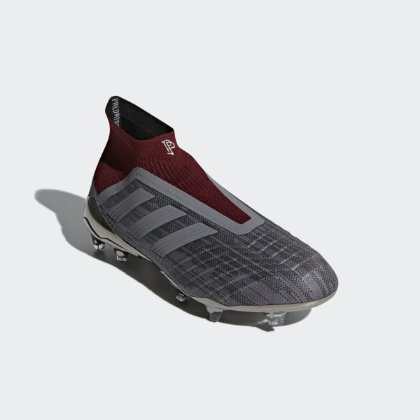 8d4844396ef4 Paul Pogba Predator 18+ Firm Ground Boots Iron Metallic/Iron Metallic/Iron  Metallic