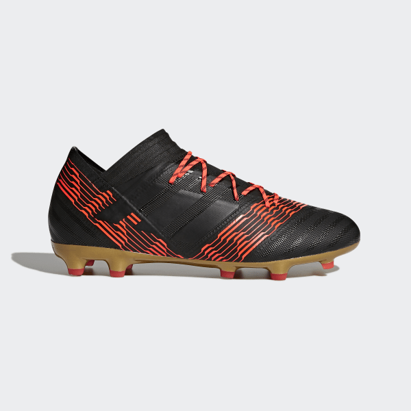8864eb1bcd9e Nemeziz 17.2 Firm Ground Boots Core Black / Core Black / Solar Red CP8970