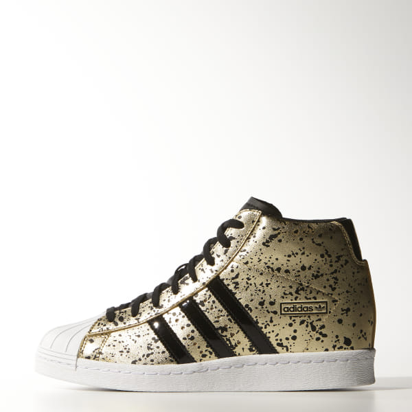 be2896201d1 adidas Women's Superstar Up Shoes - Gold | adidas Canada