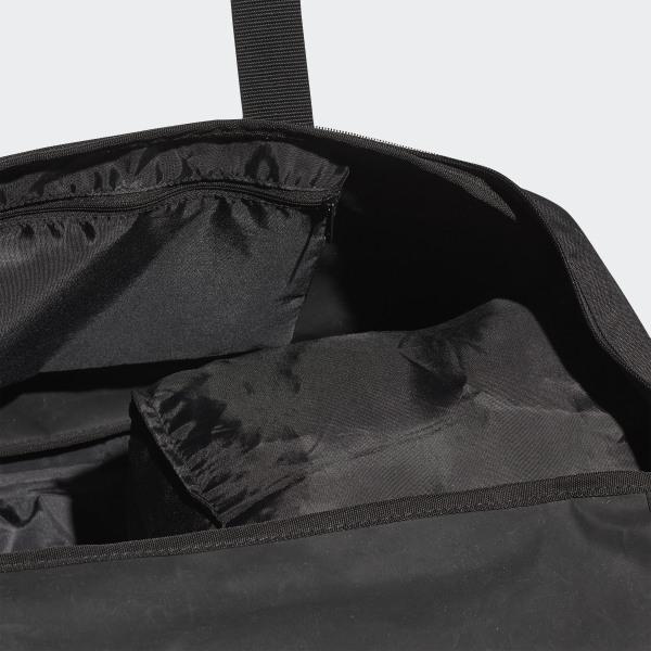 9d8e13dc98932 Tiro Team Bag Small Black   Dark Grey   White B46128