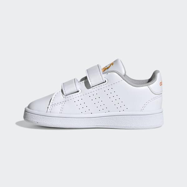 wit adidas eerste stapjes bij Schoenen Verduyn   Gratis levering