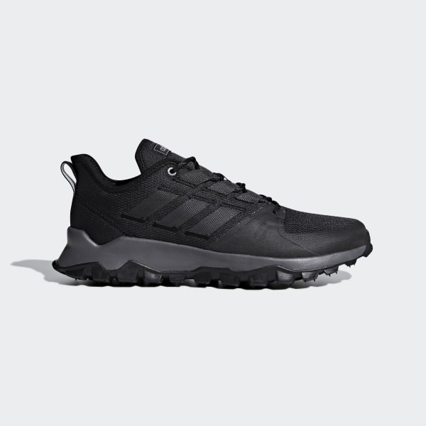 Adidas Kanadia Trail Mens Running Shoes Black Fitness, Running & Yoga