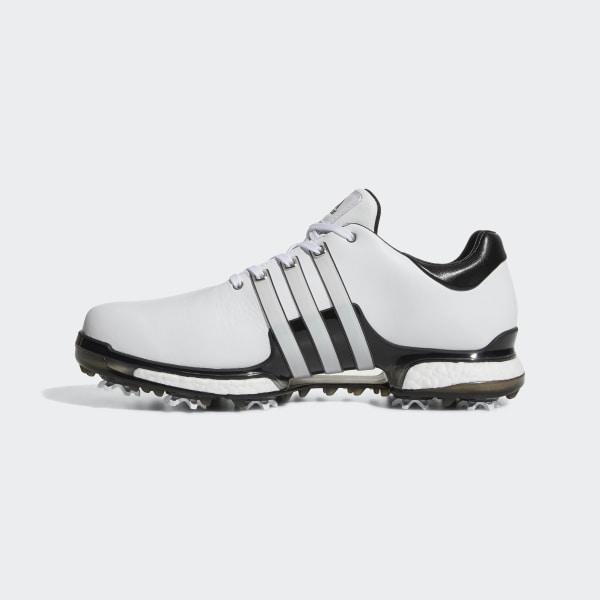 low priced 920fe dbcb9 Tour 360 Boost 2.0 Shoes Cloud White   Core Black   Core Black Q44985