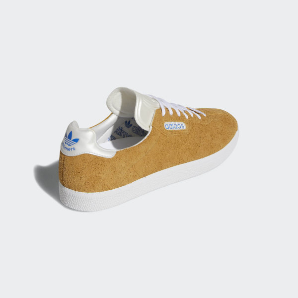 buy online 1fb48 d9987 Gazelle Super x Alltimers Shoes Mesa   Chalk White   Blue BB6998