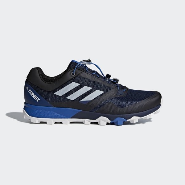 bac8b7fe Zapatilla adidas TERREX Trail Maker Collegiate Navy / Grey One / Blue  Beauty CM7625
