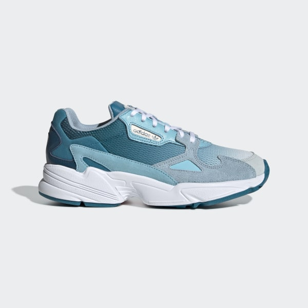 1ea575ab50c Falcon Shoes Blue Tint / Light Aqua / Ash Grey EF1963