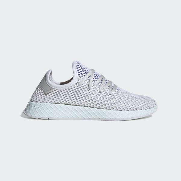 04924d8005d Deerupt Runner Shoes Grey One / Ftwr White / Ice Mint F34121