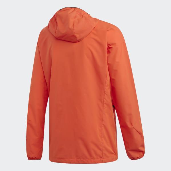 e7c883bfe94 adidas Agravic Wind Jack - oranje | adidas Officiële Shop