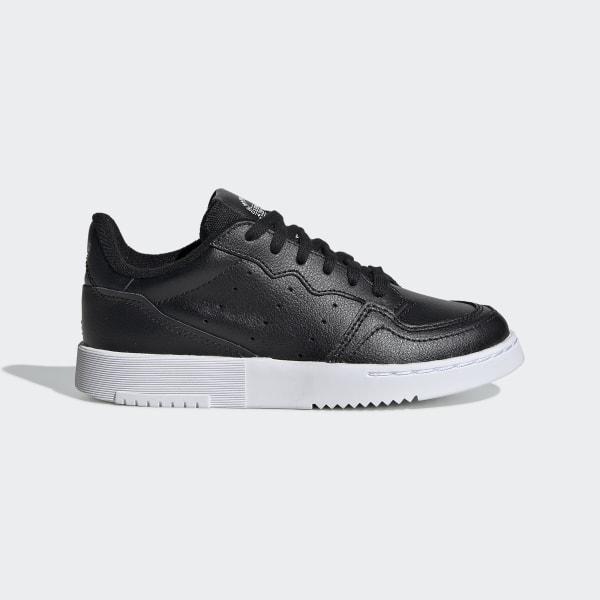 adidas Supercourt Schoenen Zwart | adidas Officiële Shop