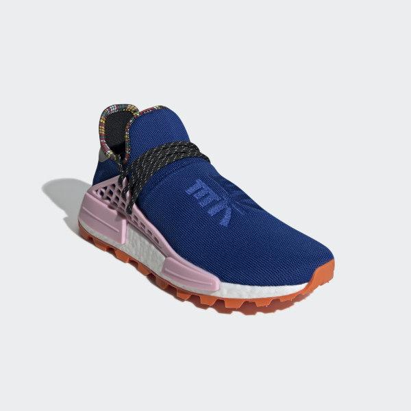 info for 5417f 69dec adidas Pharrell Williams SOLARHU NMD Shoes - Blue | adidas Australia