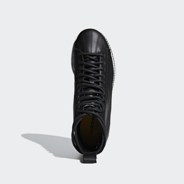 new arrival da601 4cd9c Superstar Boots Core Black   Core Black   Off White AQ1213