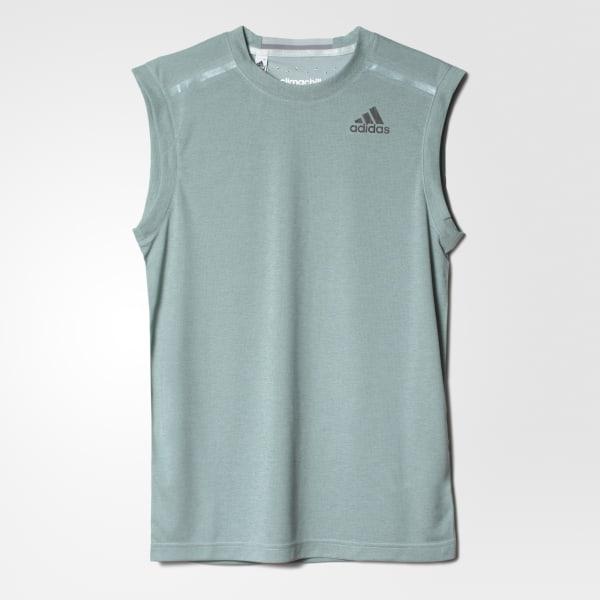 8bf00925 adidas Men's Climachill Sleeveless Tee - Green | adidas Canada