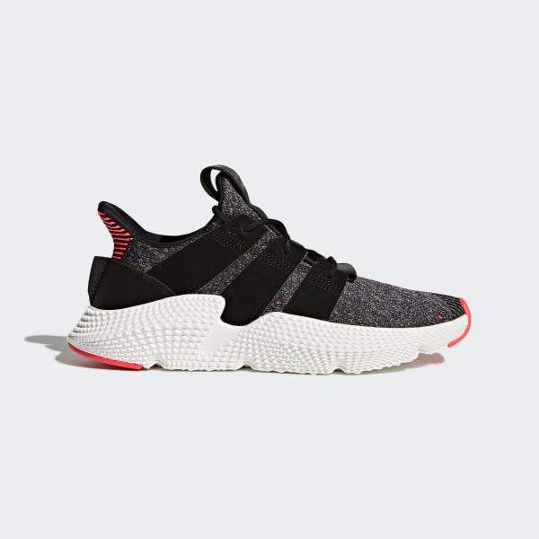 c3076b5785f Prophere Shoes Core Black / Core Black / Solar Red CQ3022. Visa din stil. @ adidas