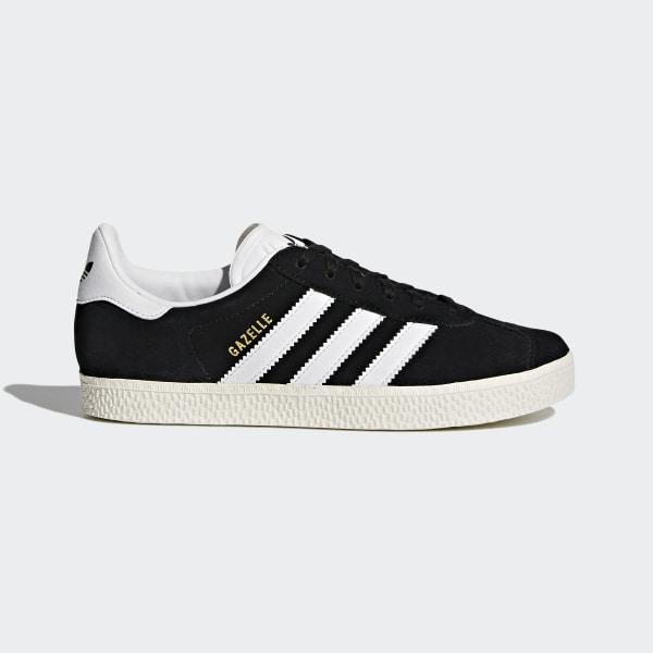 nouveau style 5cc4e 231fe adidas Gazelle Shoes - Black | adidas Australia