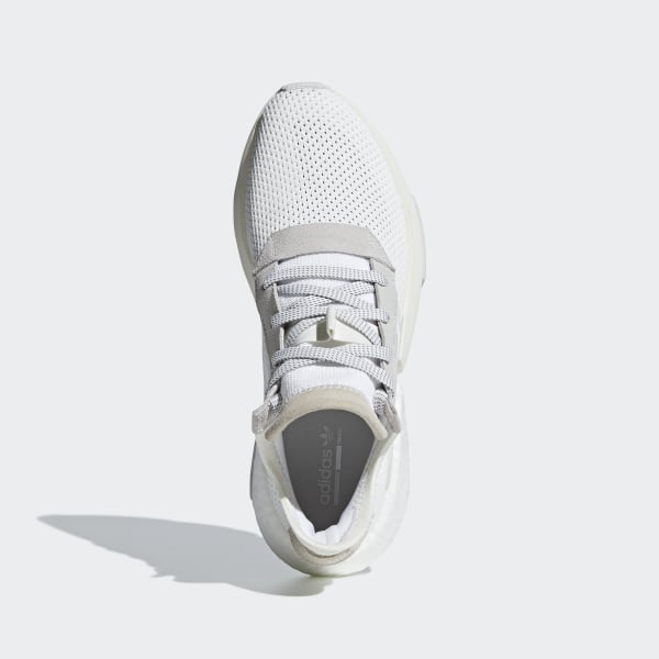 5091fcce45d POD-S3.1 Shoes Cloud White / Cloud White / Grey One B28089