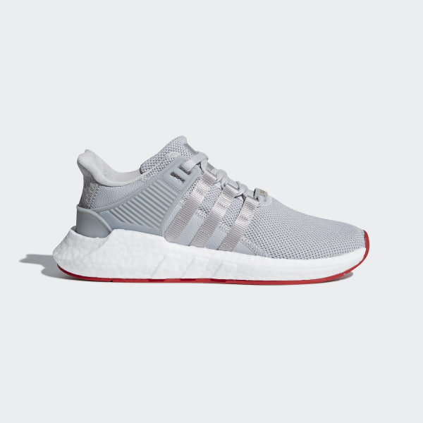 adidas EQT Support 93/17 Shoes - Silver | adidas US