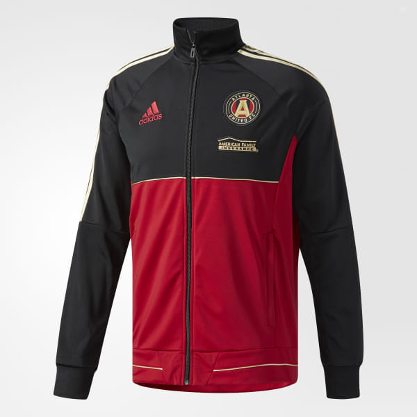 7b2c055ed5 adidas Atlanta United FC Anthem Jacket - Black | adidas US