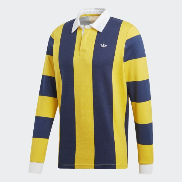5bef7a71d84 Rugby Jersey Night Indigo / Tribe Yellow DU7853