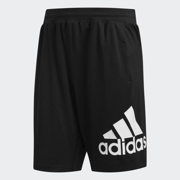 c5b75daef adidas 4KRFT Sport Badge of Sport Shorts - Black   adidas US