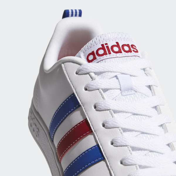 adidas homme bleu blanc rouge vs advantage