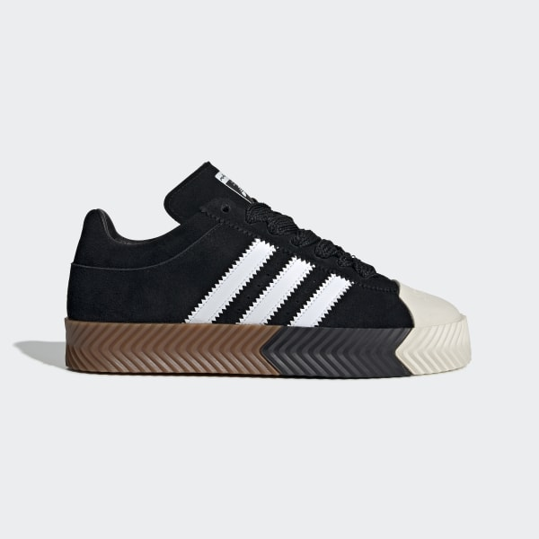 low priced b1652 a6faa adidas Originals by AW Skate Super Shoes - Black | adidas US