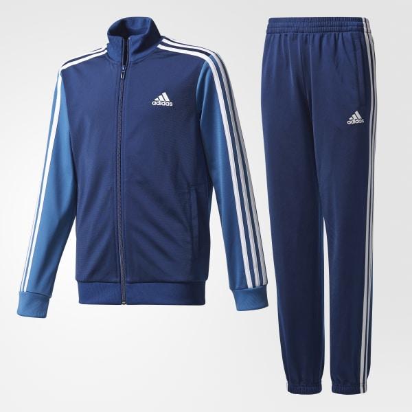 f93a365ef6ac adidas Pants y sudadera Tibero - Azul | adidas Mexico