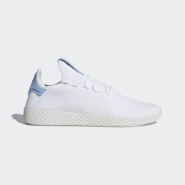 b8f2712de Chaussure Pharrell Williams Tennis Hu - Blanc adidas   adidas France
