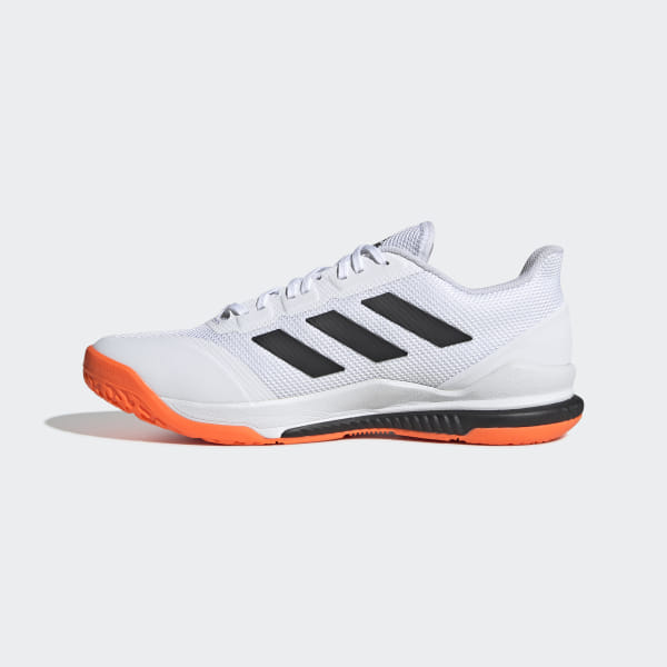 95492e174ef79 Chaussure Stabil Bounce Ftwr White / Core Black / Solar Orange EF0206