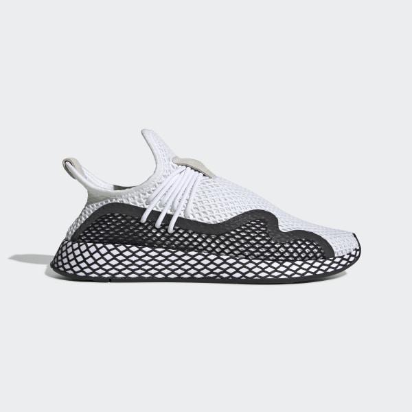 Deerupt S Schoenen Ftwr White / Core Black / Ftwr White BD7874
